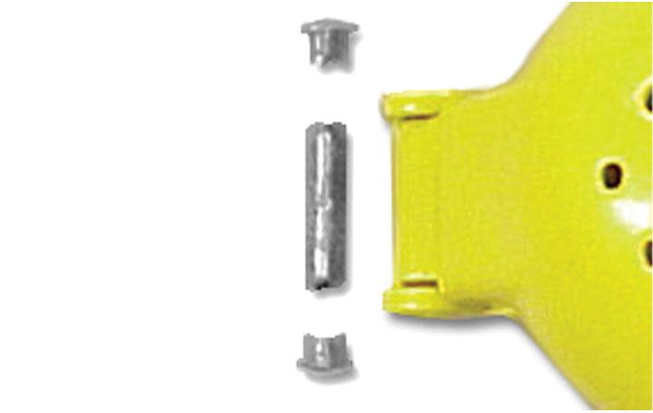 app coiled pin lemon press broken