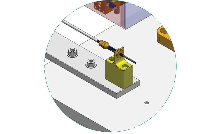 app auto retaining pin surgical