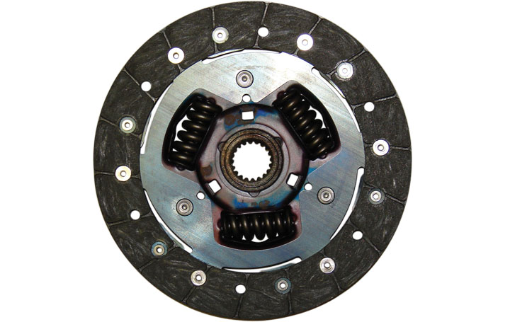 app bushing clutch plate alignment