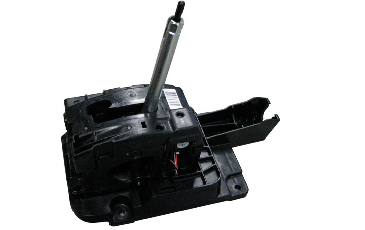 app coiled pin automatic transmission shifter housing