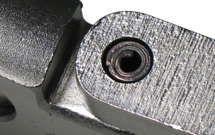 app coiled pin flex head wrench close up