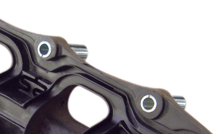app compression limiter intake manifold close up