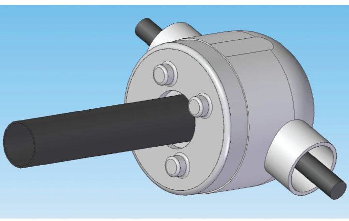 app disc spring mechanical brake system