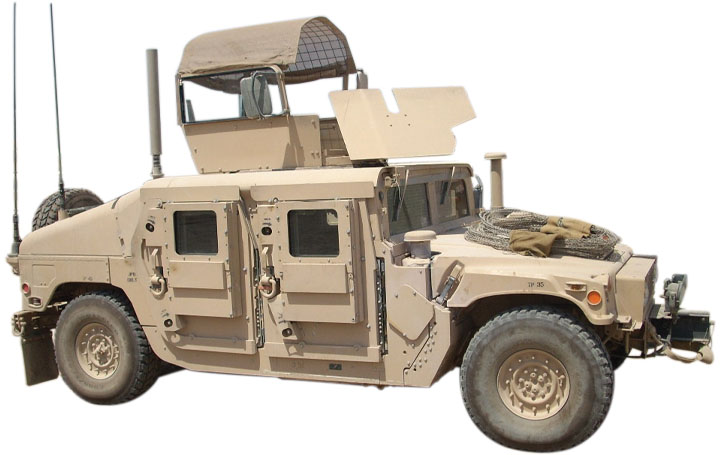 app shim armored vehicle