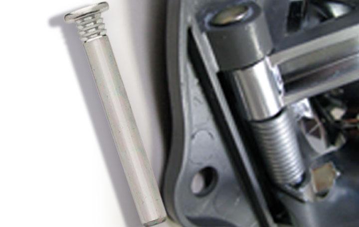 app solid pin automotive interior door handle pin