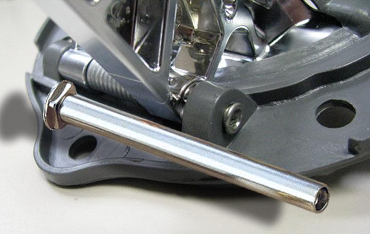 app solid pin automotive interior door handle rivet