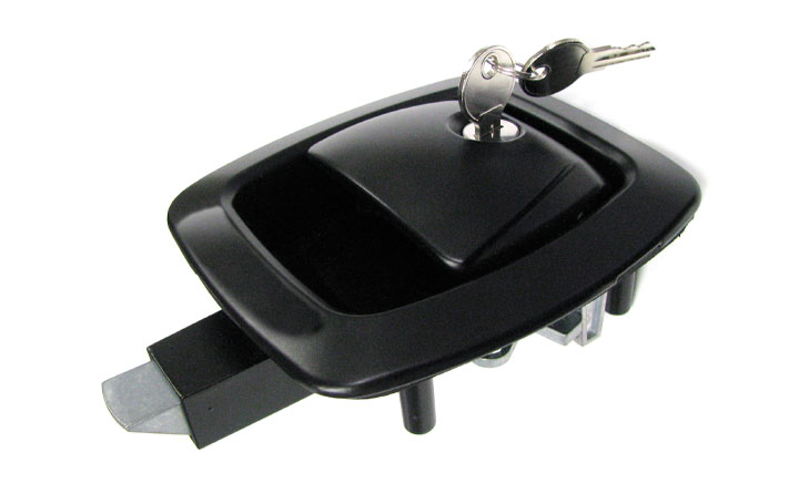 app solid pin steel door latch mounting plate