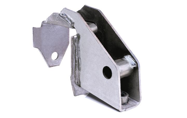 app spacer chassis frame bracket